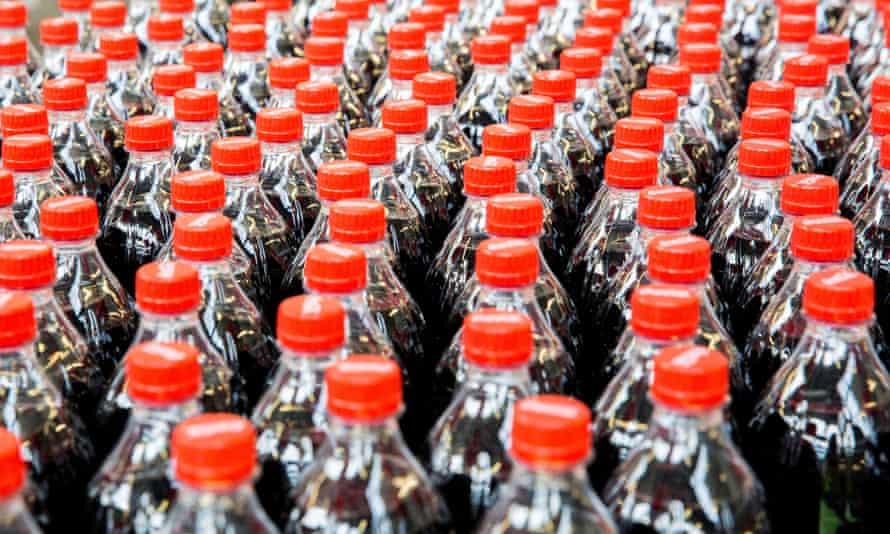 A bottling Plant in Lüneburg, Germany.