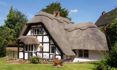 Corner Thatch, Abbots Morton, Worcestershire