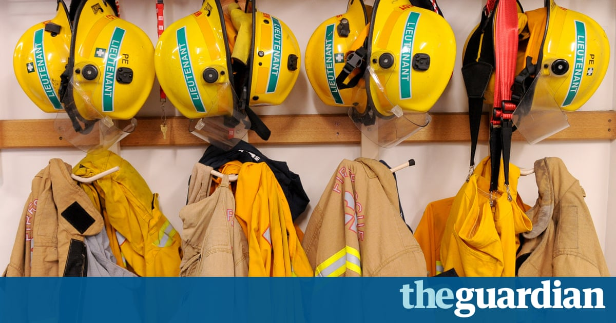 Victoria's fire services union fails to stop harassment report release