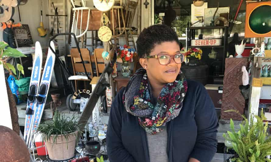 Attica Locke: 'I was just telling a story that I knew to be true about Texas, but I didn't know it would speak to something larger.'