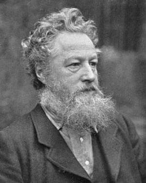 Designer William Morris.
