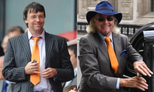 Karl Oyston and his father Owen, right, have lost a high court battle over their running of Blackpool.