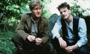 Continuing conflict … Kenneth Branagh (left) and Colin Firth in the 1987 film version of A Month in the Country.