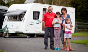 The Meek family aren't quite ready for the adventure to stop just yet: they will now crisscross Europe in a motorhome to continue on-the-road schooling.
