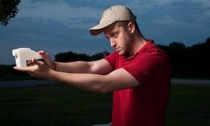 Cody Wilson and 3D-printed gun