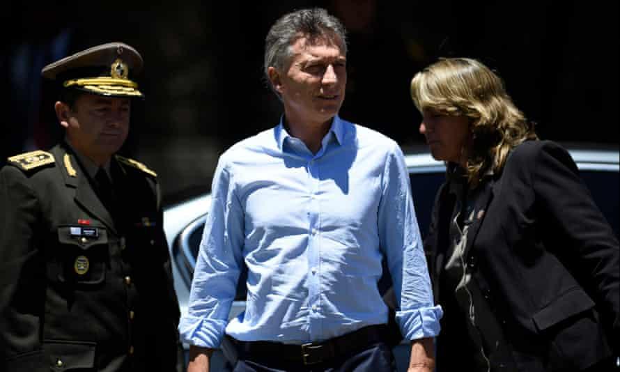 Mauricio Macri had promised a new era of political amity.