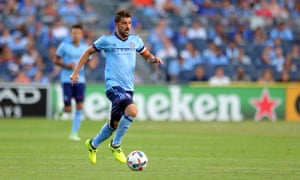 David Villa has yet to announce where he will play next