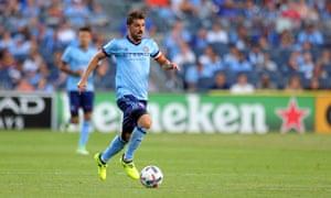 New York City FC | Football | The Guardian