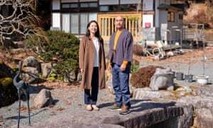 Aki Sato, community organiser in Okuma