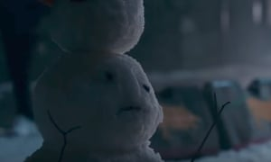 Still from The Snowman