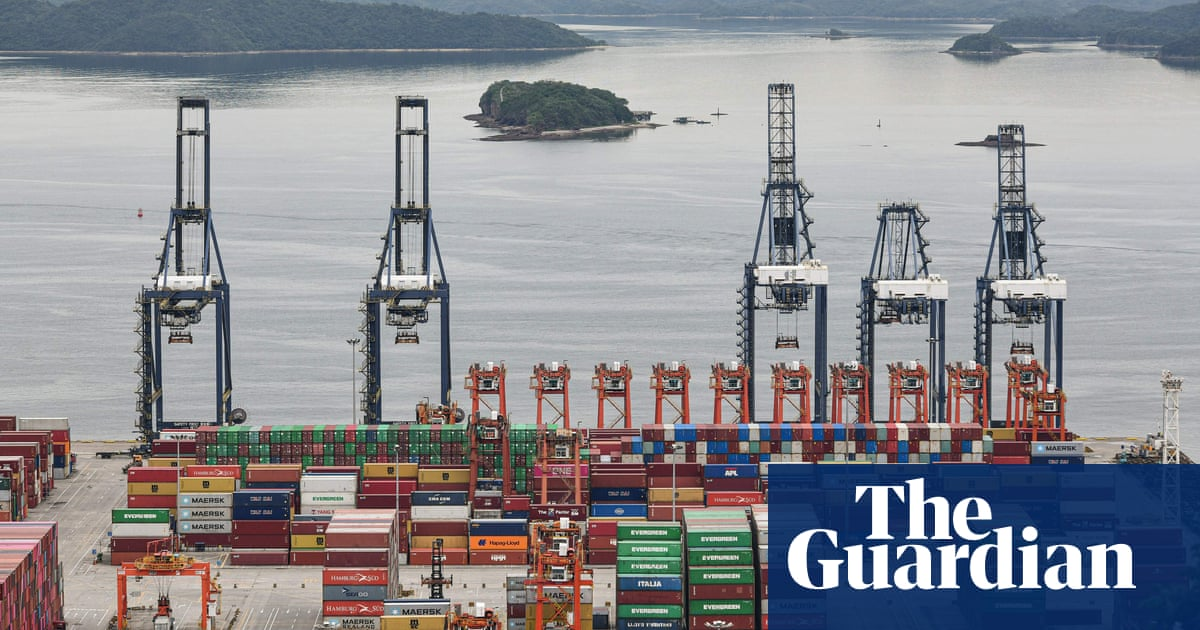 Rise in China's imports and exports eases fears over global growth