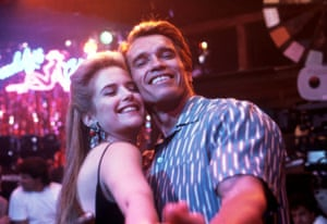 Twins, 1988Preston played Arnold Schwarzenegger's girlfriend Marnie in the hit comedy directed by Ivan Reitman.