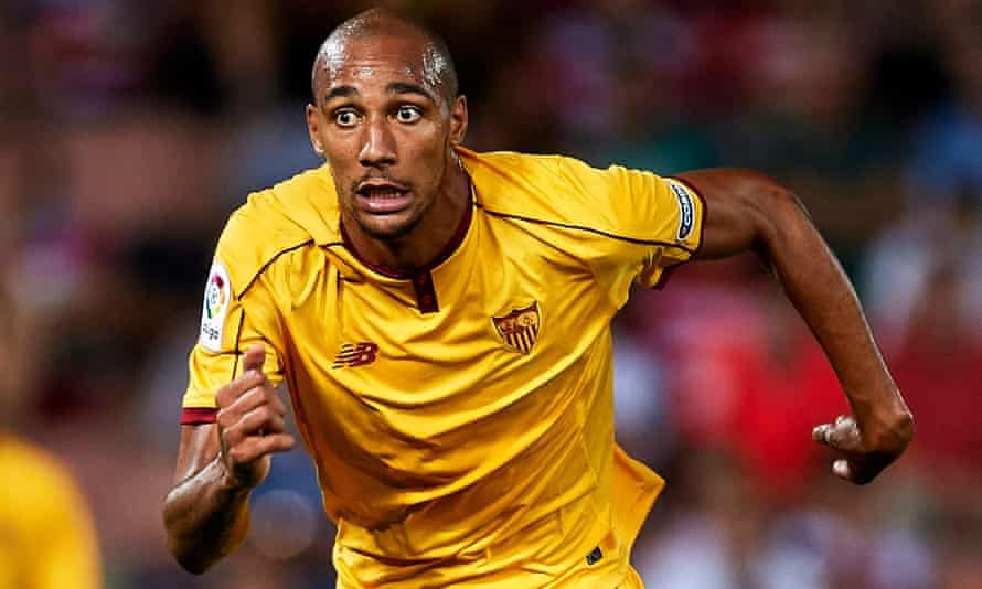 Sevilla's Steven N'Zonzi had hoped to be called up for England but is not eligible.