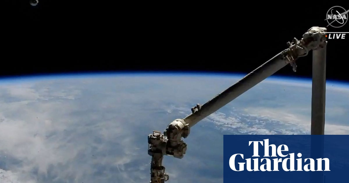 Elon Musk's SpaceX delivers new crew to International Space Station