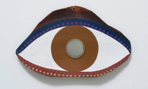 Magical American art … Eye, by Betye Saar.