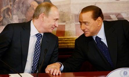 Italy US NSA spying Silvio Berlusconi