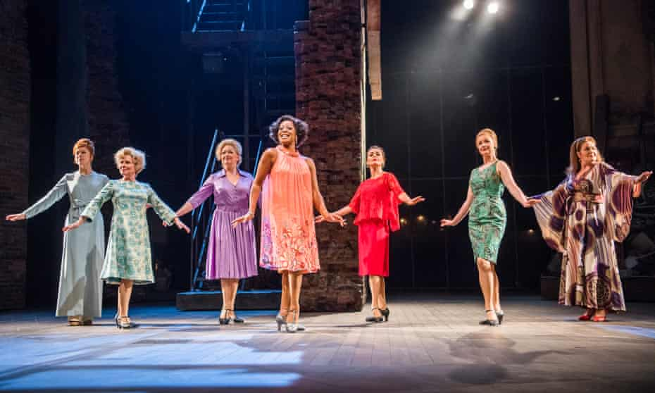'A sensation': Follies at the National.