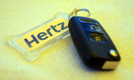 Unlocking the mystery of a Hertz damage repair bill for work that was never to be carried out