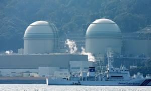 Kansai Electric Power's No 3 and No 4 reactors