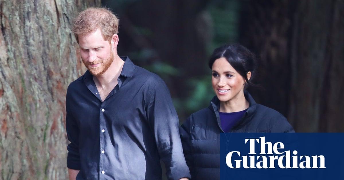 Harry and Meghan in new privacy row – just hours after Canada reunion