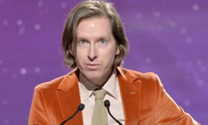 Wes Anderson in 2015.