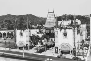 Grauman's Chinese Theatre, 6925 Hollywood Boulevard, ca. 1927
