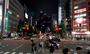 Real Tokyo: the crossroad in front of Shinjuku station.
