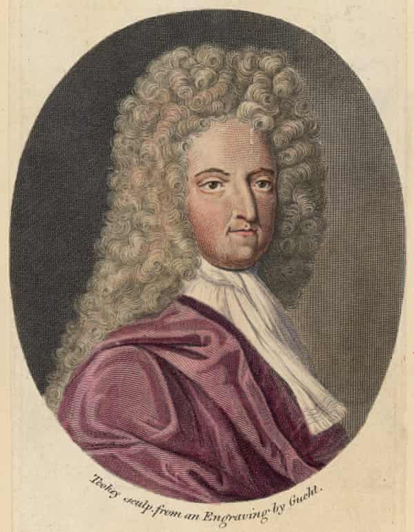 Daniel Defoe, whose book Robinson Crusoe was first published under its lead character's name
