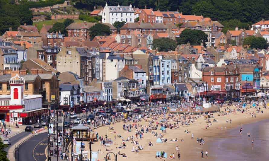 Scarborough is one of the seaside towns benefiting from an influx of property-buying city dwellers freed up to move by working from home.