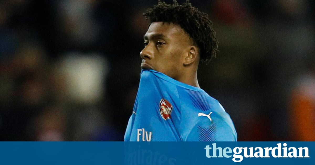 Arsenal to fine Alex Iwobi over 'unacceptable' partying before FA Cup tieArsenal FC - Arsène Wenger - Cannabis - City Ground - FA Cup - London - Nottingham Forest FC - Snapchat - The Sun