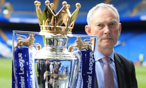 Richard Scudamore has earned an estimated £26.3m in his 19 years as the Premier League executive chairman.