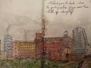 Holbeck illustration.