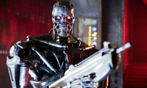 Remorseless malevolence … Terminator Salvation (2009).