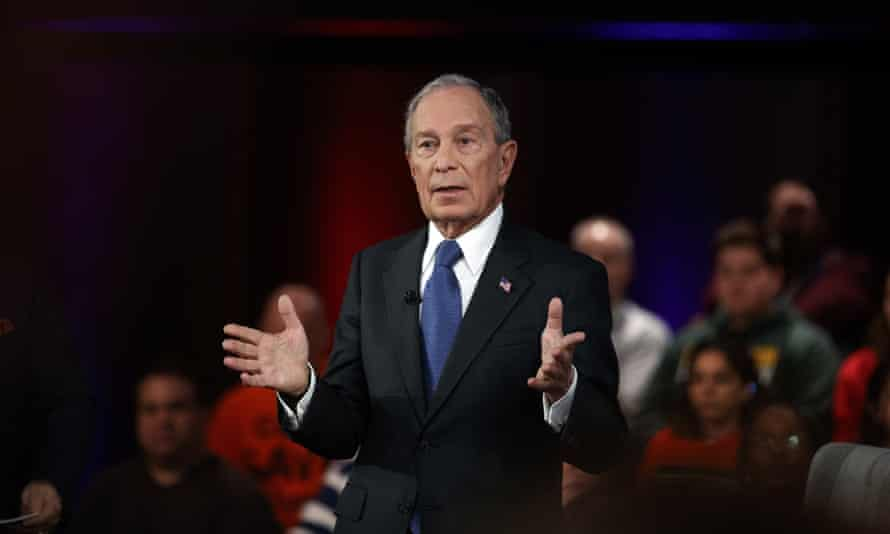Mike Bloomberg announced he had raised $16m to pay off court fees and other fines so people with felony convictions can vote.