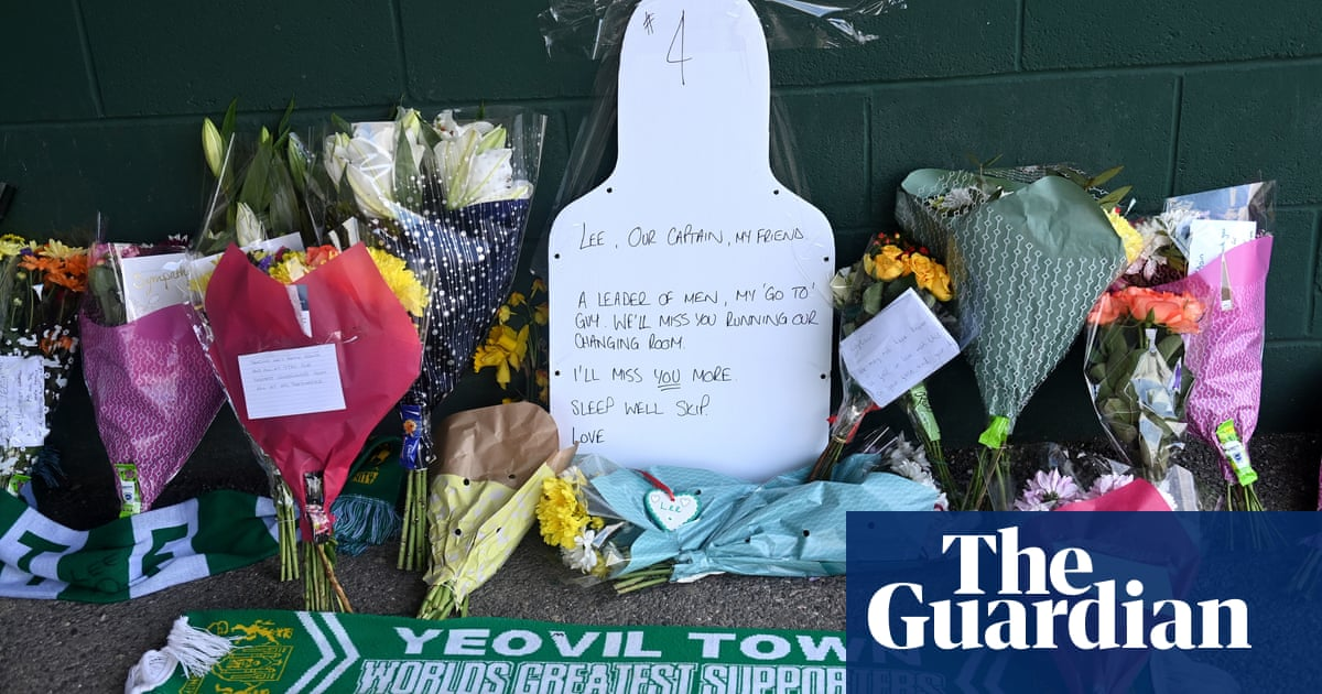 'Sleep well skip': Yeovil still raw before first game since captain's tragic death