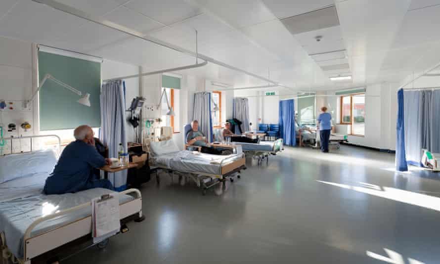 A small acute ward