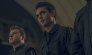 Nick (Max Minghella) in The Handmaid's Tale