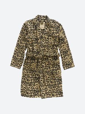 leopard print, £135, oascompany.com