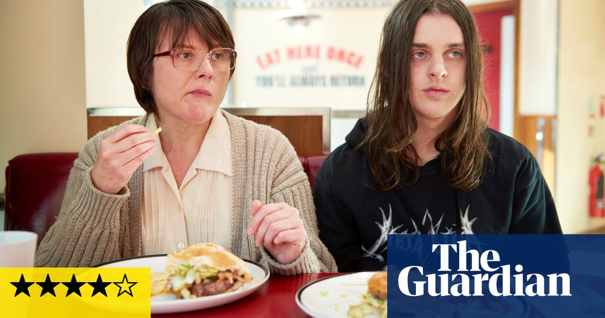 Days of the Bagnold Summer review –  sweet tale of a metalhead and his mum