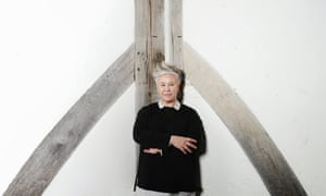 Emma Rice, the outgoing artistic director of Shakespeare's Globe.