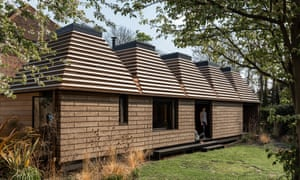 Cork House designed by Matthew Barnett Howland with Dido Milne and Oliver Wilton. 2019 RIBA Stirling prize shortlist.