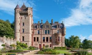 Belfast Castle.