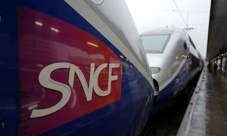 SNCF trains
