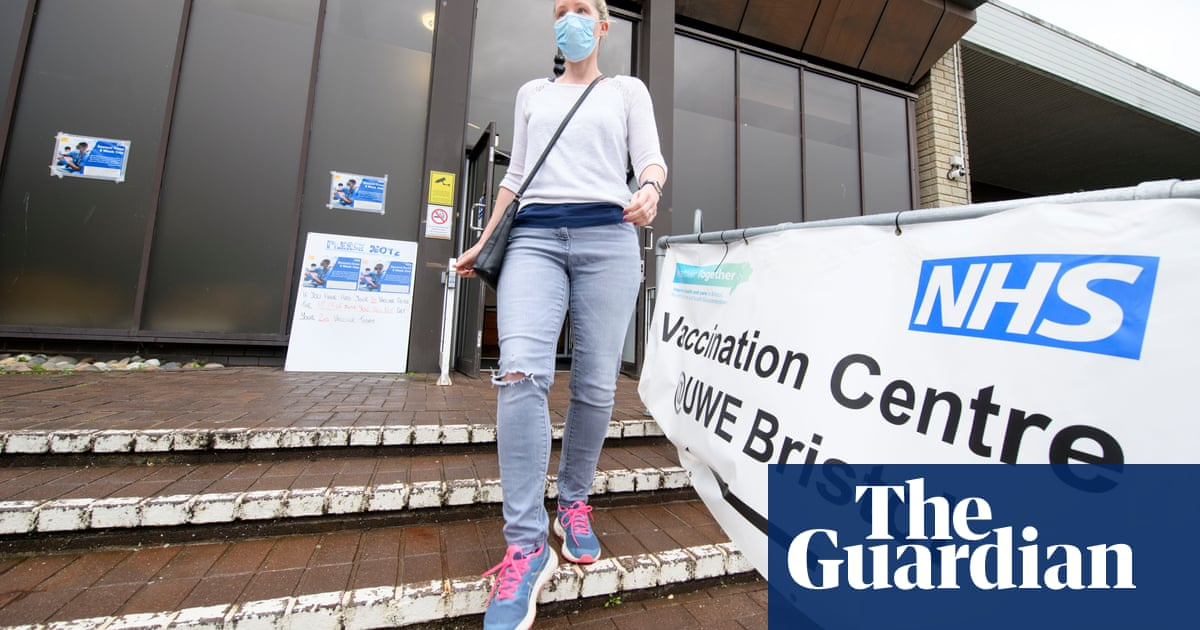UK universities open vaccination centres on campus to encourage student uptake