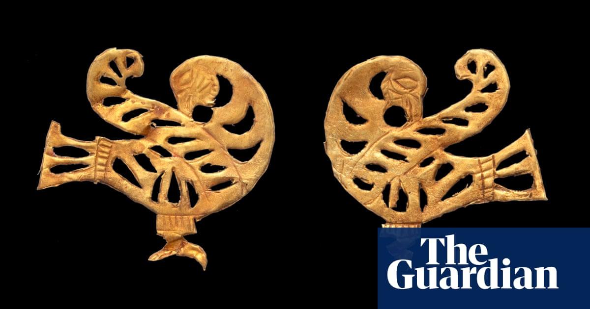 Golden history of Kazakhstan's Saka warrior people revealed