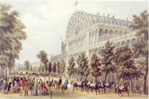 The Crystal Palace was a marvel in its own right. However, the excellence of the exhibits from France and Germany provided a somewhat a rude awakening for British industry.