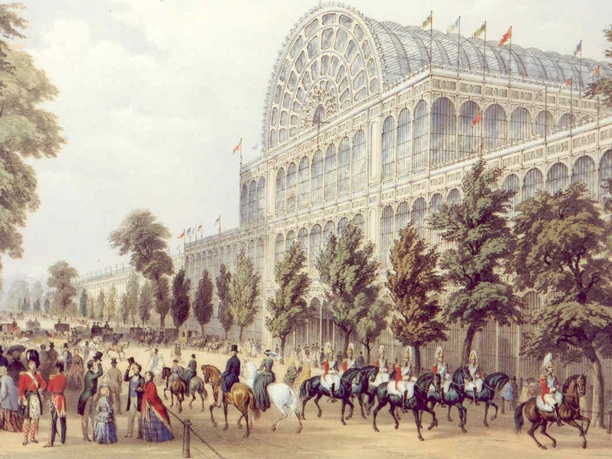 How the Great Exhibition of 1851 still influences science today   Research  funding   The Guardian