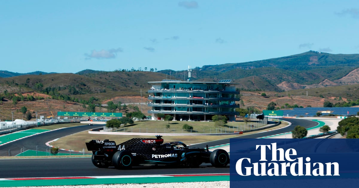 Hamilton and Mercedes well placed to thrive on Portimãos slopes