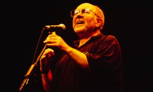 Roy Bailey performing at the Barbican in London in 1999.