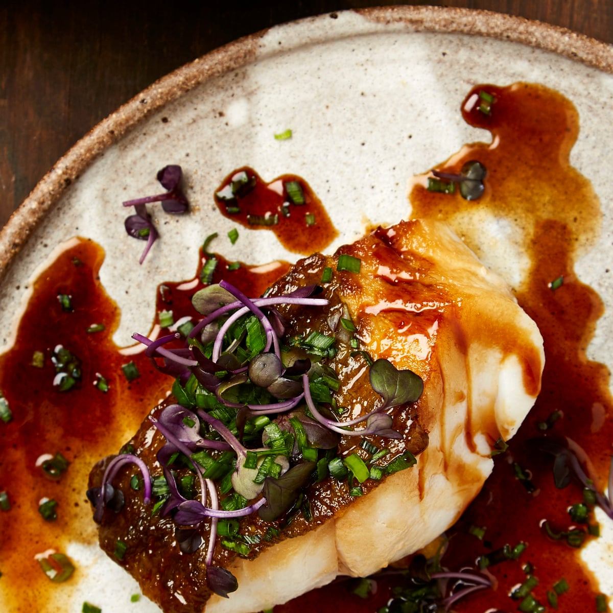 The Weekend Cook Ken Yamada S Recipes For Cod Teriyaki And Miso Lamb Food The Guardian